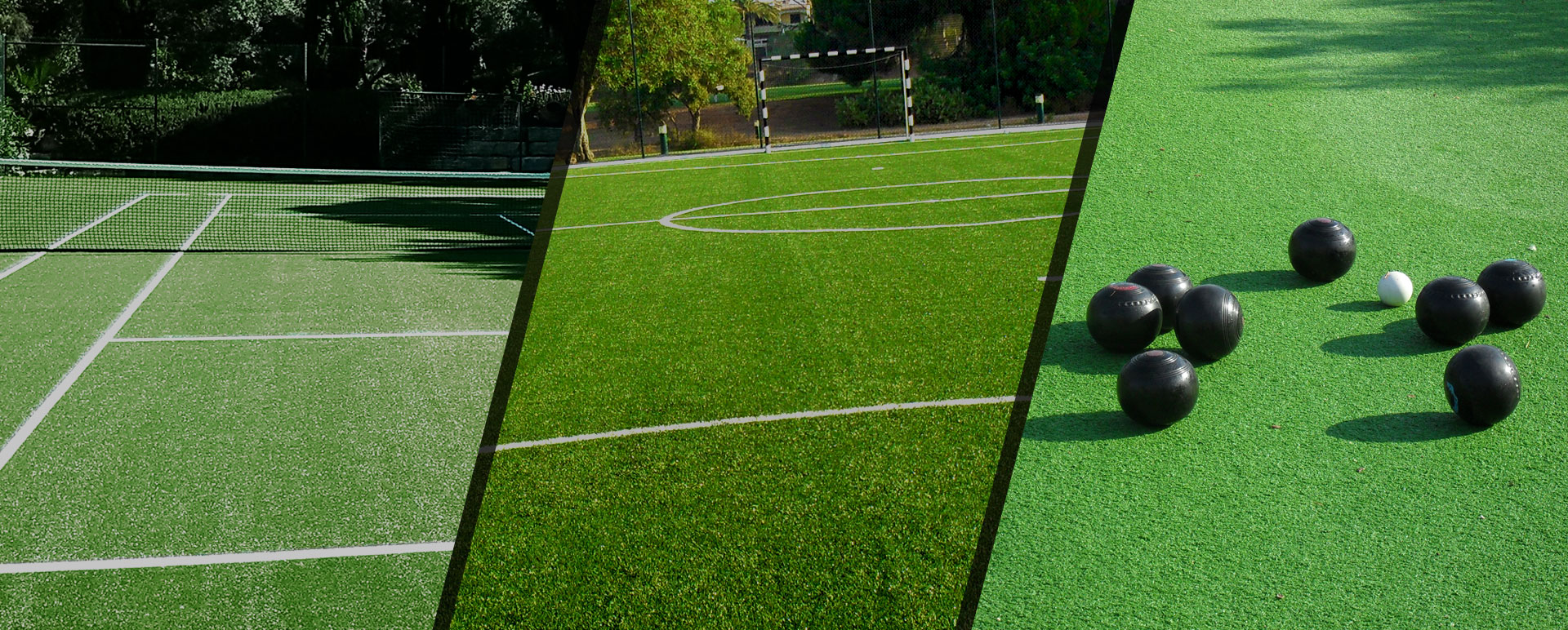 Artificial Grass - Sports Surfaces
